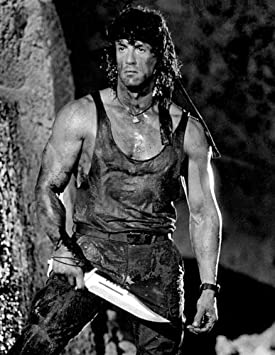 times4you - Réplica del cuchillo de Rambo III: Amazon.es ...