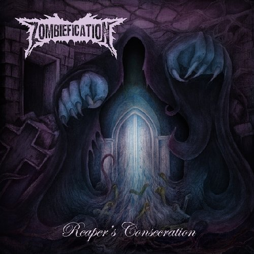 Zombiefication: Reapers Consecration (Audio CD)