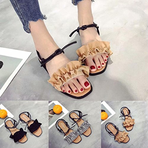 Spartiate Sandales Chaussures Talon TransparentFemmes Beautyjourney Shoes Beach Sandales Beige Spartiates Rome Talon Sandales Sexy Femme Femmes 4A4YxB8n