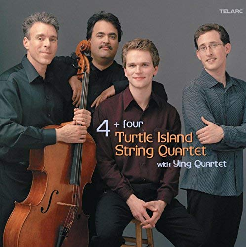 4 + Four by Turtle Island String Quartet (2005-02-22) ()