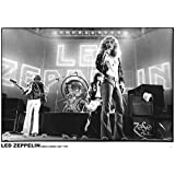 "Led Zeppelin Poster Earls Court, May 1975 (33""x23"")"
