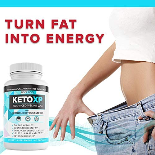 (2 Pack) Keto XP Pills, Keto XP Advanced Weight Management Capsules 800 mg, Pure Keto Fast Supplement for Energy, Focus - BHB Ultra Boost Exogenous Ketones for Rapid Ketosis for Men Women 7