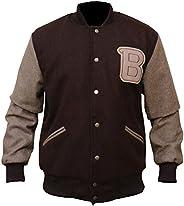 Hotline Miami Appealing Flight/Bomber Woolen Jacket For Men XXS-3XL