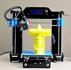 Desktop DIY 3d Printer Fused Deposition Modeling Printer Printing Size 200*200*180mm