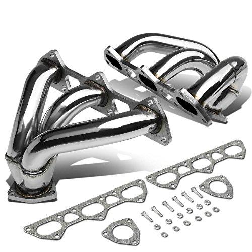 (For Porsche 911 Turbo Stainless Steel 6-2 Racing Exhaust Header)