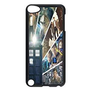 Wholesale Doctor who police box,TARDIS series protective cover FOR Ipod Touch 5 DR-WHO-023031