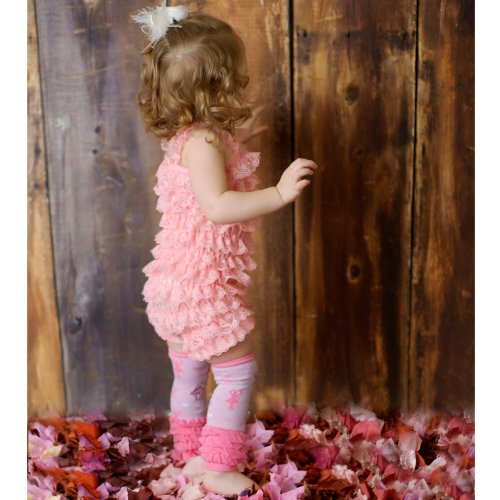 Huggalugs Baby Girls Petite Ballerinas Legwarmers Infant