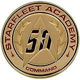 Star Trek 50th Anniversary Lapel Pin