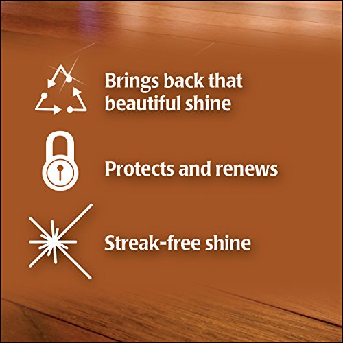 Weiman Wood Floor Polish and Restorer (2 Pack) 32 Ounce - High-Traffic Hardwood Floor, Natural Shine, Removes Scratches, Leaves Protective Layer by Weiman (Image #4)
