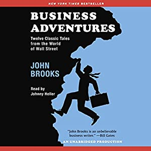Business Adventures Audiobook