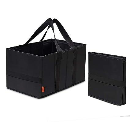achilles, Smart-Box, Cesta/canasto plegable de compras, Caja inteligente, bolsa de compras en formato práctico, carrito de compras cesta plegable ...