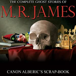 Canon Alberic's Scrap-book Audiobook