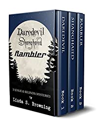 Three Leslie & Belinda Cozy Mysteries: Daredevil, Shanghaied, and Rambler (Leslie & Belinda Cozy Mysteries Boxed Set Book 1)