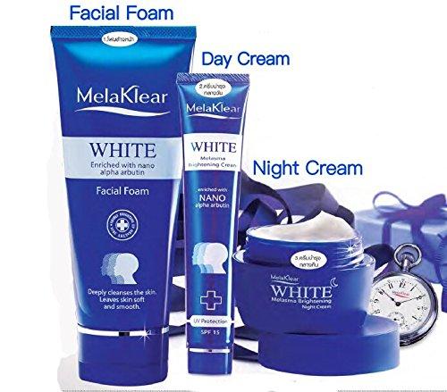 Mela Klear White Melasma Brightening, Dark Spot and Freck...