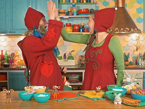 Cookbook Contest (Candy Reindeer)