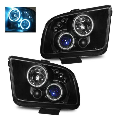 Mustang Aftermarket Headlights - 1