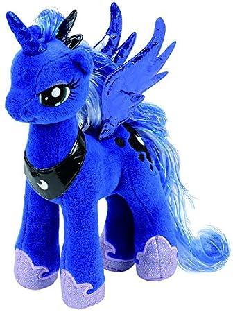 Amazoncom Ty My Little Pony Princess Luna My Little Pony Plush