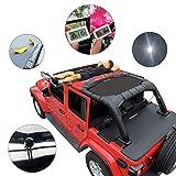 Shadeidea Sun Shade for Jeep Wrangler JL