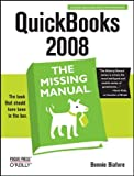 QuickBooks 2008, Biafore, Bonnie, 0596515146