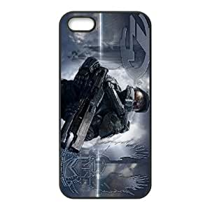 Custom Case Halo 4 For iPhone 5, 5S L5Z8Q3145