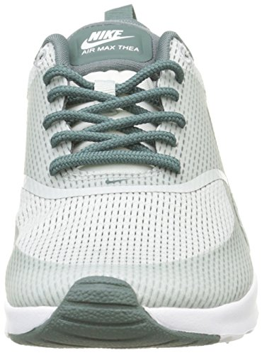 Air Femme Thea Hasta Basses Baskets Light Max NIKE white Argent Silver Fq4daF