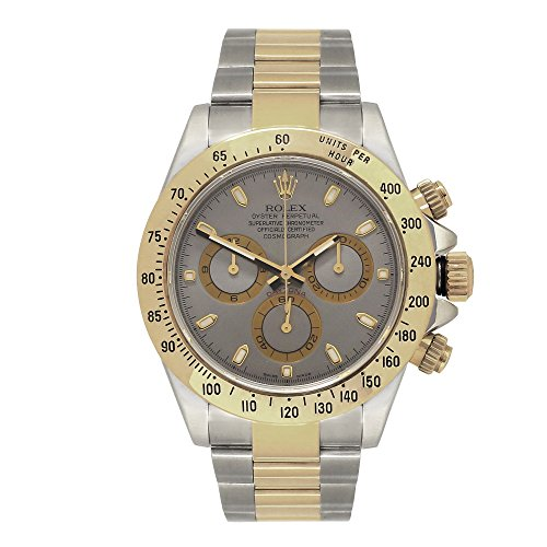 Rolex Cosmograph Daytona automatic-self-wind mens Watch 116523 (Certified Pre-owned)