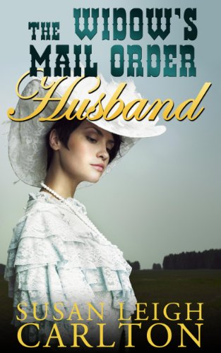 book cover of The Widow\'s Mail Order Husband