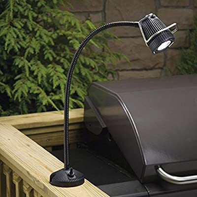 Kichler Woods 15123BK Landscape Light - 4.3 in. - Black