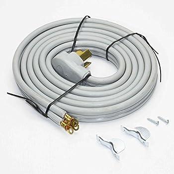 Amazon.com: RC3-50-10 Range Stove Oven Power Cord | 3 Wire | 10 Feet ...