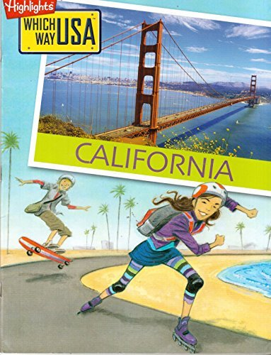 Which Way California Puzzle Book product image