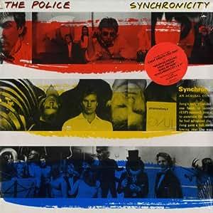 The Police Synchronicity Vinyl Amazon Com Music