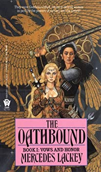 The Oathbound by Mercedes Lackey science fiction and fantasy book and audiobook reviews