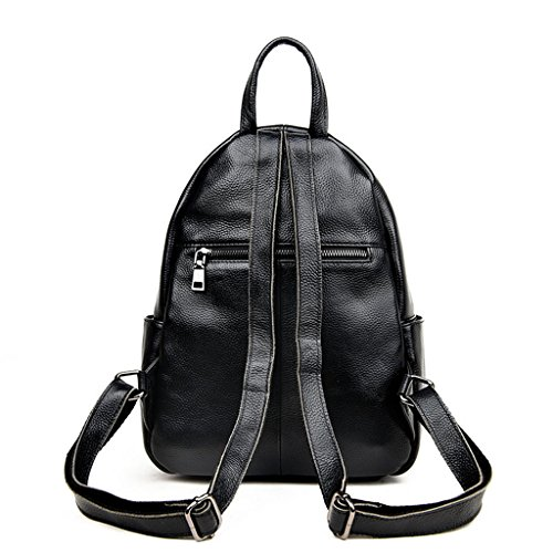 en pour Sac Dames Dos à Cuir Travel Dos 2 Girls Daypacks Femme Vintage 1 Bag Sacs School CRR à Couleur dtwXqvv