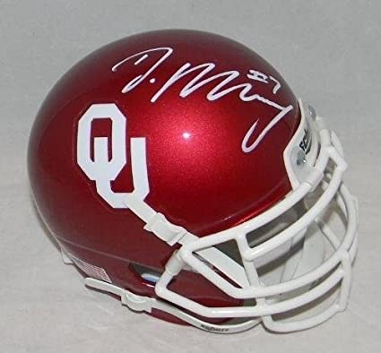 Image Unavailable. Image not available for. Color  Demarco Murray  Autographed Signed Ou Oklahoma ... b3677de9a