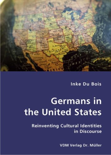 Germans in the United States by Du Bois Inke