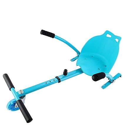 Lvbeis Hoverkart Asiento para Hoverboard Silla Kart Patinete ...