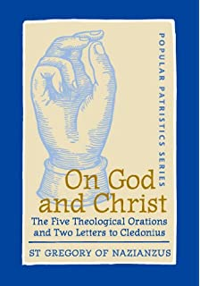 Amazon augustine the city of god against the pagans on god and christ the five theological orations and two letters to cledonius st fandeluxe Choice Image