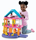 Fisher-Price My First Dollhouse (African-American Family)