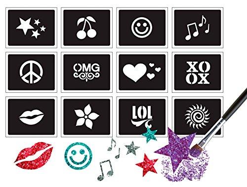 51b857UeB3L - ALEX Spa Sparkle Tattoo Parlor Cool Glam