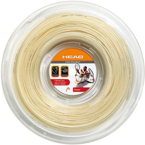 (Head FXP Power 16 tennis racquet string (660 ft, 200m reel))