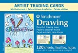 Recycled Drawing Artist Trading Cards For Kids (Set of 120)