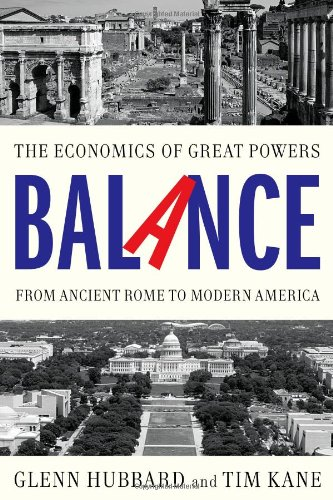 Image of Balance: The Economics of Great Powers from Ancient Rome to Modern America