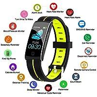 UWINMO Smart Watch with Heart Rate Blood Pressure Sleep Monitor