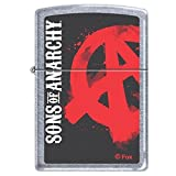 "Zippo ""Sons of Anarchy"" Chrome Lighter, 2280"