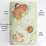 Mini Crib Sheet, Pack n Play or Playard Crib Sheet