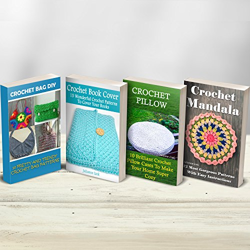 Everyday Crochet Big Collection: Beautiful And Easy Crochet Patterns To Create Your Own Crochet Bags, Pillows, Book Covers Or Crochet Mandalas: (Crochet ... Crocheting For Dummies, Crochet Patterns)
