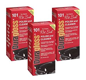 Amazon Com Duragloss Polish Amp Cleaner 101 8 Oz 3 Pack