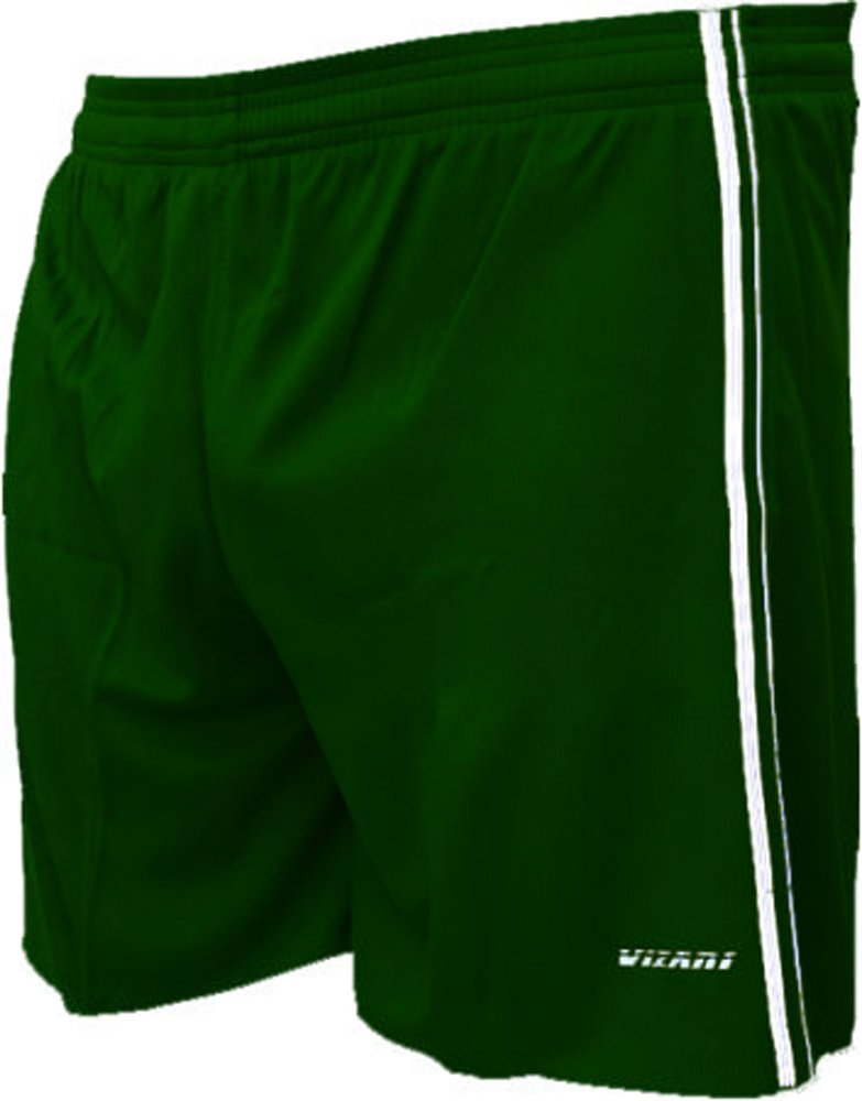 Vizari Campo Soccer Shorts B003WX4U9E Youth Medium|フォレスト フォレスト Youth Medium
