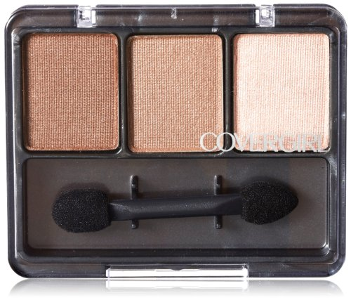 CoverGirl Eye Enhancers 3 Kit ombre, Shimmering Sands 110, forfaits 0,14 onces (pack de 3)