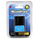 Maximal Power DB OLY BLS-1 Replacement Battery for Olympus Digital Camera/Camcorder - Black